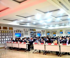 东豪集团召开2021年度目标誓师动员暨2020年度表彰大会